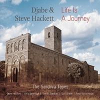 Live Is A Journey-CD+DVD--Djabe, Steve Hackett-CD