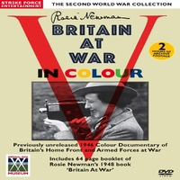 Documentary - Britain At War-DVD