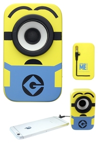 Minions Eye Mini Speaker--Hardware