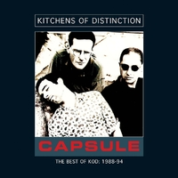 Capsule-Kitchens Of Distinction-CD
