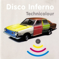 Technicolour-Disco Inferno-LP