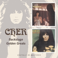 Backstage/Golden Hits Of-Cher-CD