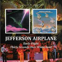 Thirty Seconds Over..-Jefferson Airplane-CD