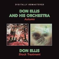 Autumn/Shock.. -Remast--Don Ellis-CD