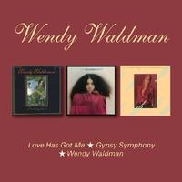 Love Has Got.. -Remast--Wendy Waldman-CD
