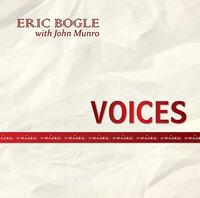 Voices-Eric W. John Munro Bogle-CD