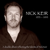 1953-2013. A Double Album Reflecting The Talents-Nick Keir-CD
