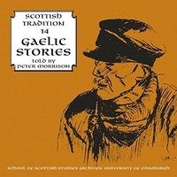 Gaelic Stories Told By Peter Morrison-Peter Morrison-CD