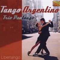 Tango Argentino - Libertango-Trio Pantango-CD