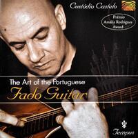 The Art Of The Portuguese Fado Guitar-Custodio Castelo-CD