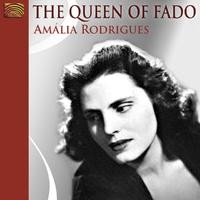The Queen Of Fado-Amalia Rodrigues-CD