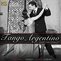 Tango Argentino-Trio Pantango-CD