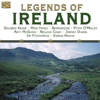 Legends Of Ireland--CD