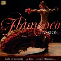 Flamenco Passion--CD