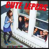 Adventure Time-Cute Lepers-CD