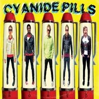 Still Bored-Cyanide Pills-CD