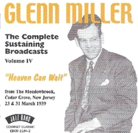 Heaven Can Wait. Complete Vol. 4-Glenn Miller-CD