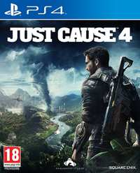 Just Cause 4-Sony PlayStation 4