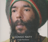 Jungle Revolution-Congo Natty-CD