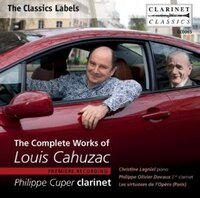 Cahuzac: The Complete Works-Cuper, Lagniel, Devaux, Les Virtuos-CD