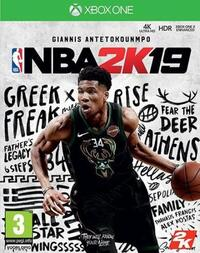 Nba 2K19-Microsoft XBox One