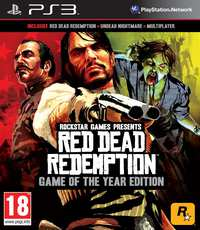 Red Dead Redemption (Goty Edition)-Sony PlayStation 3