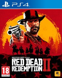 Red Dead Redemption 2-Sony PlayStation 4