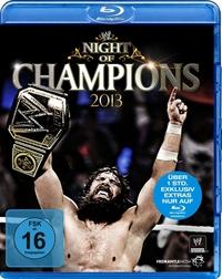 Wwe - Night Of The Champions 2013-Blu-Ray