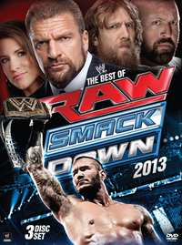 Wwe - The Best Of Raw & Smackdown 2013-DVD