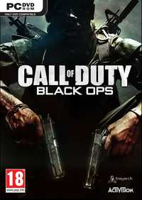 Call Of Duty - Black Ops-PC CD-DVD