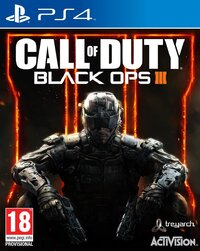 Call Of Duty - Black Ops 3-Sony PlayStation 4