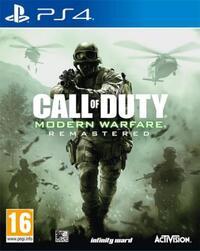 Call Of Duty – Modern Warfare (Remastered)-Sony PlayStation 4