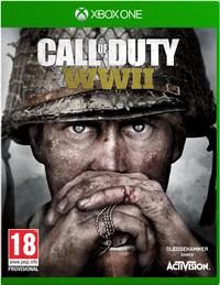 Call Of Duty - WW2-Microsoft XBox One