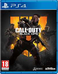 Call Of Duty - Black Ops 4 -Sony PlayStation 4