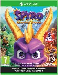 Spyro – Trilogy Reignited-Microsoft XBox One