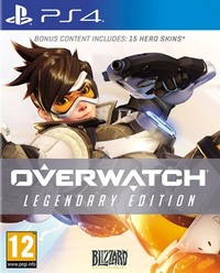 Overwatch (Legendary Edition)-Sony PlayStation 4