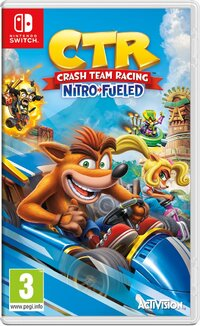 Crash Team Racing – Nitro Fueled-Nintendo Switch