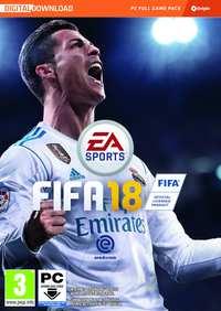 Fifa 18-PC CD-DVD