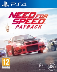 Need For Speed - Payback-Sony PlayStation 4