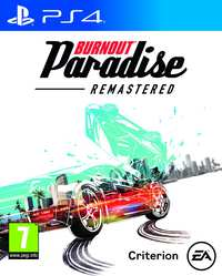Burnout Paradise - Remastered-Sony PlayStation 4