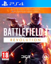 Battlefield 1 - Revolution Edition-Sony PlayStation 4