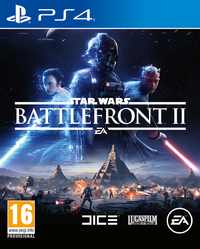 Star Wars - Battlefront II-Sony PlayStation 4
