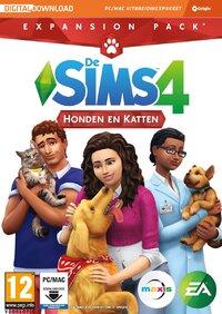 De Sims 4: Honden En Katten-PC CD-DVD