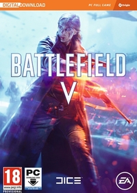 Battlefield 5-PC CD-DVD