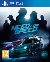 Need For Speed-Sony PlayStation 4