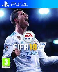 Fifa 18-Sony PlayStation 4