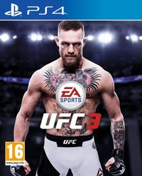 Ea Sports Ufc 3-Sony PlayStation 4