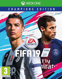 Fifa 19 - Champions Edition-Microsoft XBox One
