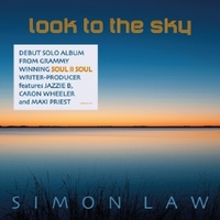 Look To The Sky-Simon Law-CD