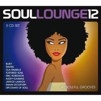 Soul Lounge 12--CD